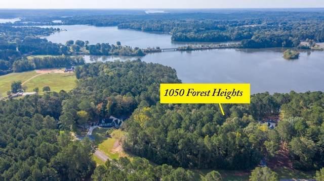 1050 Forest Hts, Greensboro, GA 30642 (MLS #9061621) :: Rettro Group