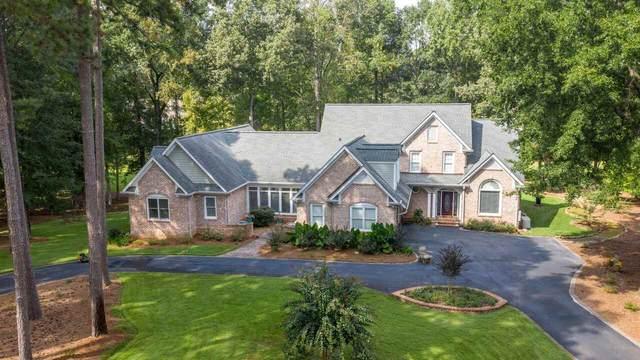 109 Blue Heron Drive, Eatonton, GA 31024 (MLS #9061631) :: Maximum One Realtor Partners