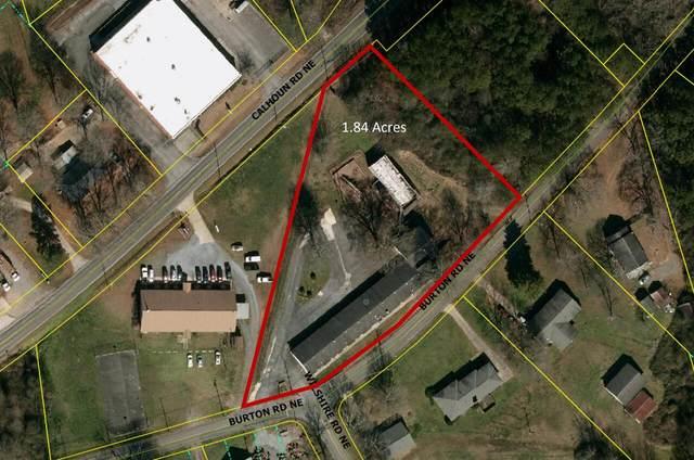 95 Burton Road NE, Rome, GA 30161 (MLS #9061677) :: Statesboro Real Estate