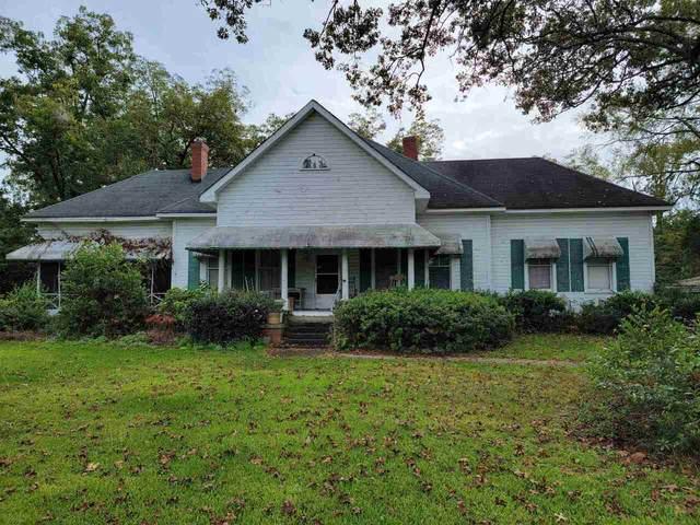 7207 Church Street, Bartow, GA 30413 (MLS #9061718) :: Cindy's Realty Group