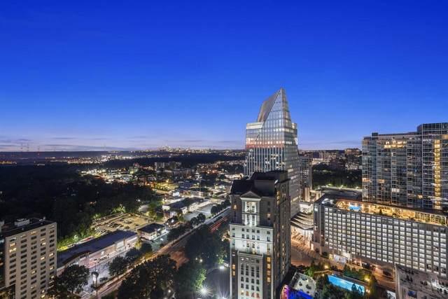 3324 Peachtree Road NE #2916, Atlanta, GA 30326 (MLS #9061749) :: Statesboro Real Estate