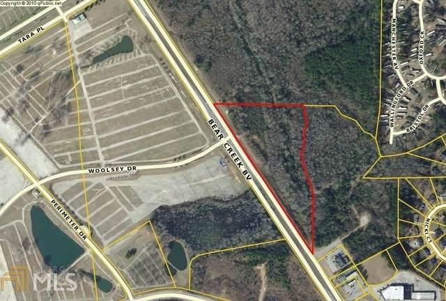 0 Bear Creek Boulevard, Hampton, GA 30228 (MLS #9061805) :: Statesboro Real Estate
