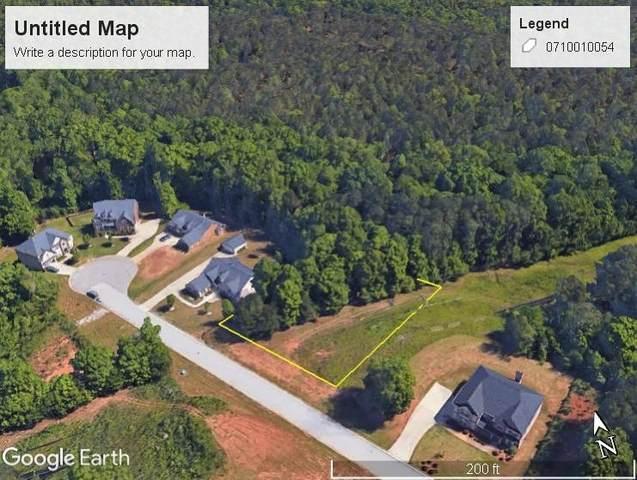 1856 Millstone Mnr, Conyers, GA 30013 (MLS #9061834) :: HergGroup Atlanta