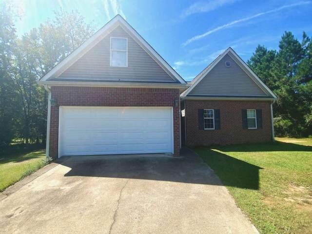 168 Stewart Road, Milledgeville, GA 31061 (MLS #9061879) :: EXIT Realty Lake Country