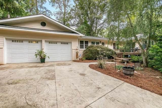 1389 Dogwood Circle SE, Smyrna, GA 30080 (MLS #9061880) :: EXIT Realty Lake Country
