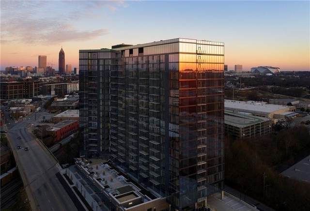 788 W Marietta Street #615, Atlanta, GA 30318 (MLS #9061913) :: Statesboro Real Estate