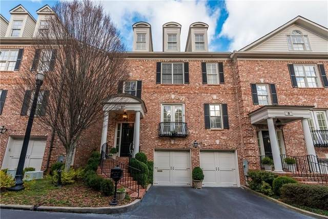 3707 Peachtree Road NE #7, Atlanta, GA 30319 (MLS #9061947) :: Buffington Real Estate Group