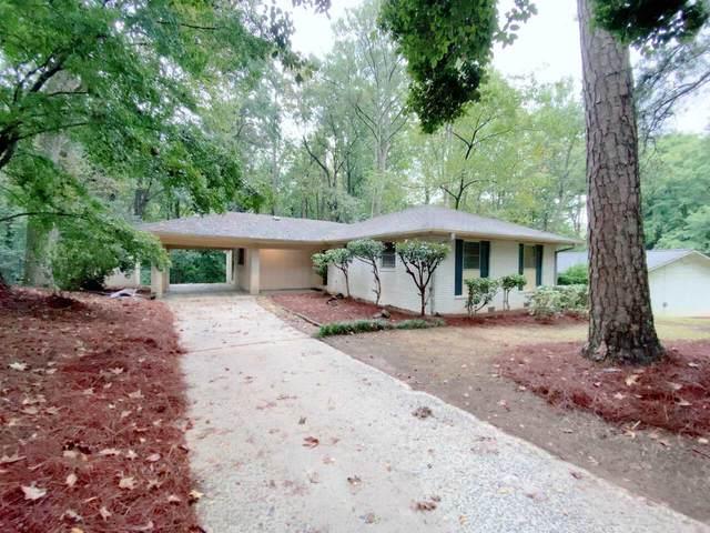 1589 Delia Drive, Decatur, GA 30033 (MLS #9061970) :: Regent Realty Company