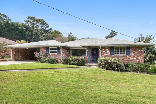 3100 Margavera Terrace, Atlanta, GA 30341 (MLS #9061979) :: EXIT Realty Lake Country