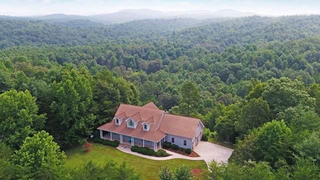 41 Nugget Ridge, Sautee Nacoochee, GA 30571 (MLS #9062132) :: Athens Georgia Homes