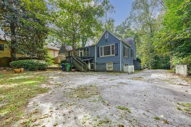 3871 Powers Ferry Road NW, Atlanta, GA 30342 (MLS #9062193) :: The Heyl Group at Keller Williams
