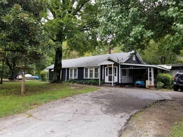1522 Central Avenue, Demorest, GA 30535 (MLS #9062238) :: Crown Realty Group