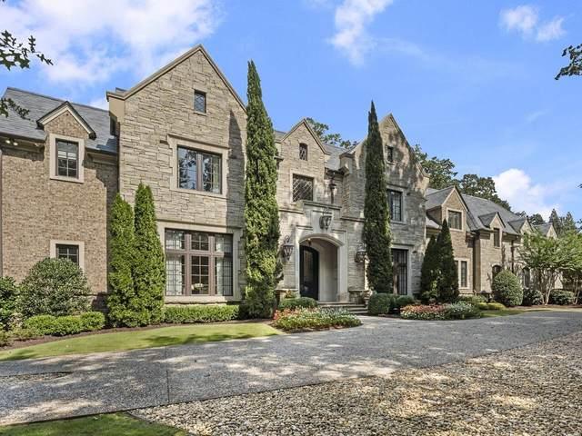 1001 W Paces Ferry Road, Atlanta, GA 30327 (MLS #9062297) :: Buffington Real Estate Group