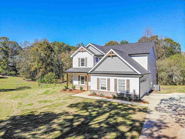 1184 Walters Road #10, Lavonia, GA 30553 (MLS #9062471) :: Statesboro Real Estate
