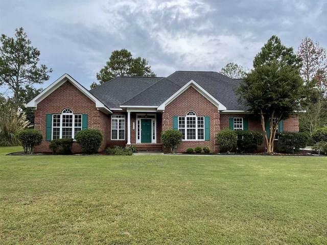 1708 Muirfield Drive, Statesboro, GA 30458 (MLS #9062501) :: Athens Georgia Homes