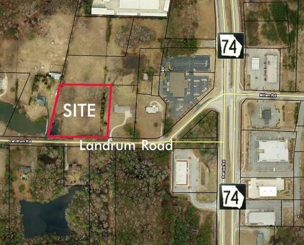 0 Landrum Road, Fairburn, GA 30213 (MLS #9062523) :: AF Realty Group