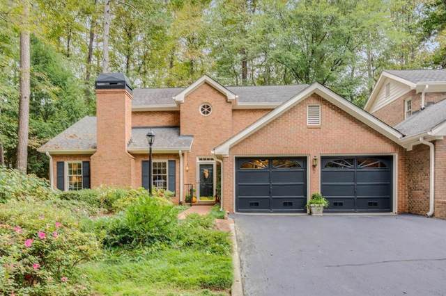2 Pointe Terrace SE, Atlanta, GA 30339 (MLS #9062542) :: Regent Realty Company
