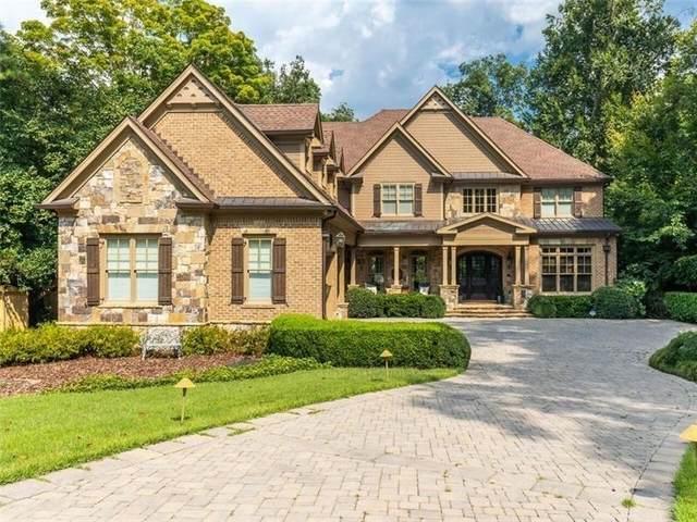 4411 Lake Forrest Drive, Atlanta, GA 30342 (MLS #9062554) :: Statesboro Real Estate