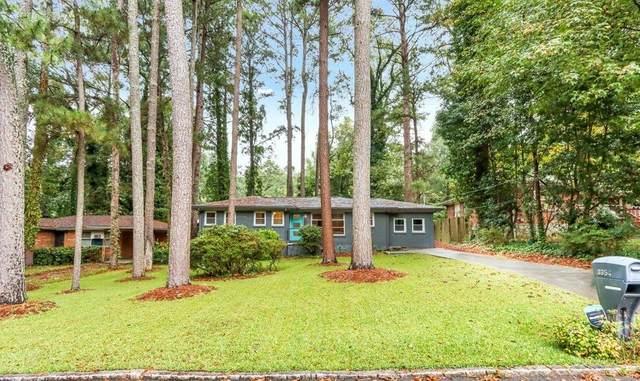 3354 Pinehill Drive, Decatur, GA 30032 (MLS #9062630) :: Statesboro Real Estate