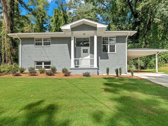 3219 Mayo Place SW, Atlanta, GA 30311 (MLS #9062651) :: Statesboro Real Estate