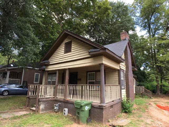 641 Pearce Street SW, Atlanta, GA 30310 (MLS #9062756) :: Statesboro Real Estate