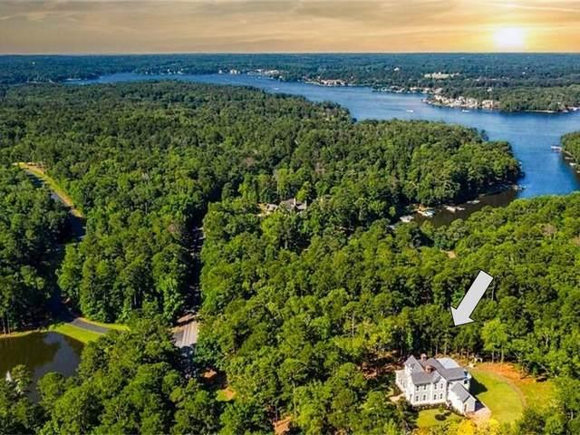 1011 Dogwood Drive, Greensboro, GA 30642 (MLS #9062875) :: Crown Realty Group