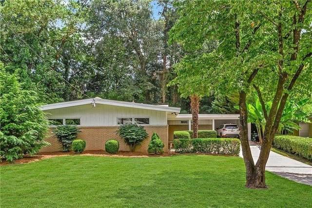 2149 Melante Drive NE, Atlanta, GA 30324 (MLS #9063092) :: Maximum One Realtor Partners