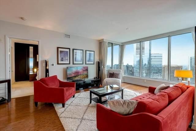 3338 Peachtree Road NE #3007, Atlanta, GA 30305 (MLS #9063233) :: Statesboro Real Estate