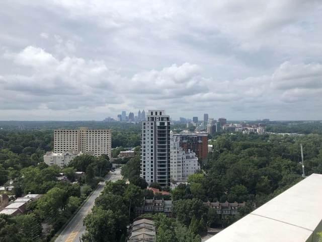 2626 Peachtree Road NW #706, Atlanta, GA 30305 (MLS #9063238) :: Statesboro Real Estate