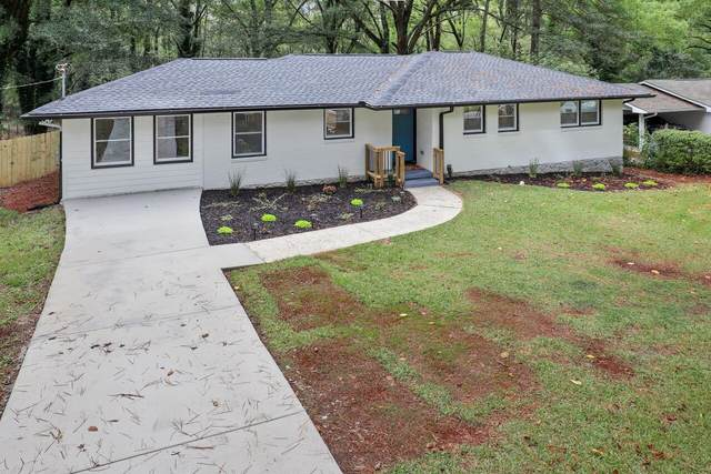 1771 Dodson, Atlanta, GA 30311 (MLS #9063263) :: Statesboro Real Estate
