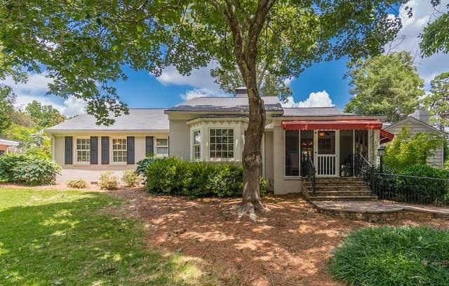 854 Memorial Drive, Gainesville, GA 30501 (MLS #9063291) :: EXIT Realty Lake Country