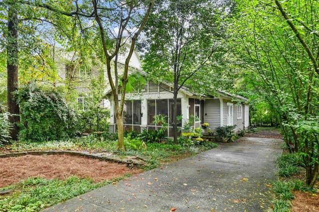 1181 Oglethorpe Avenue NE, Brookhaven, GA 30319 (MLS #9063315) :: Statesboro Real Estate