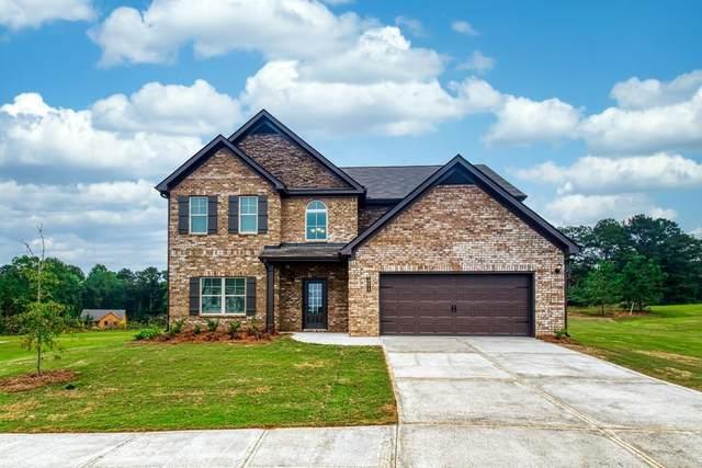 5669 Wyncreek Circle SW #69, Atlanta, GA 30331 (MLS #9063364) :: EXIT Realty Lake Country