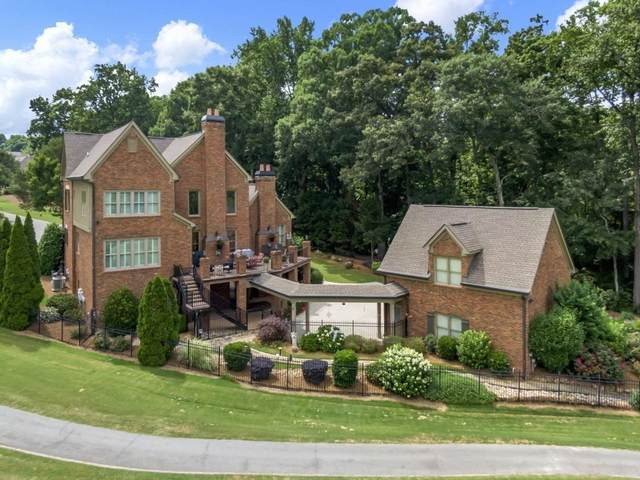 6122 Allee Way, Braselton, GA 30517 (MLS #9063372) :: EXIT Realty Lake Country