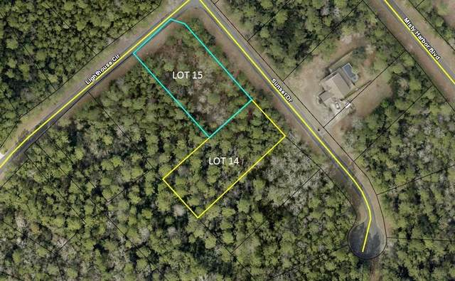 V/L 15 Sunset Drive Lot 15, Woodbine, GA 31569 (MLS #9063488) :: HergGroup Atlanta