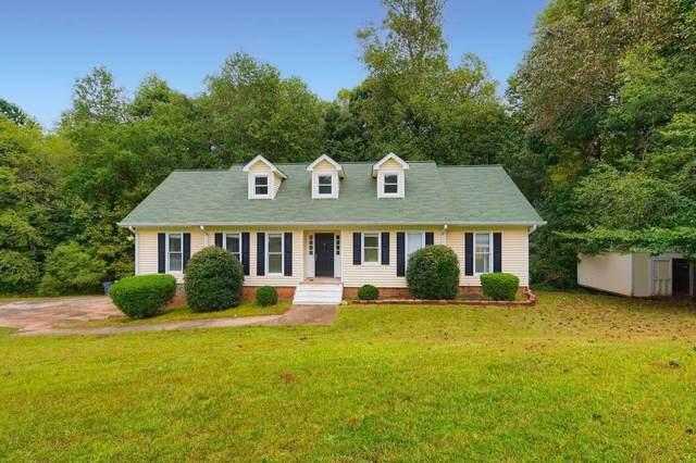 170 River Forest Drive, Fayetteville, GA 30214 (MLS #9063561) :: Rettro Group