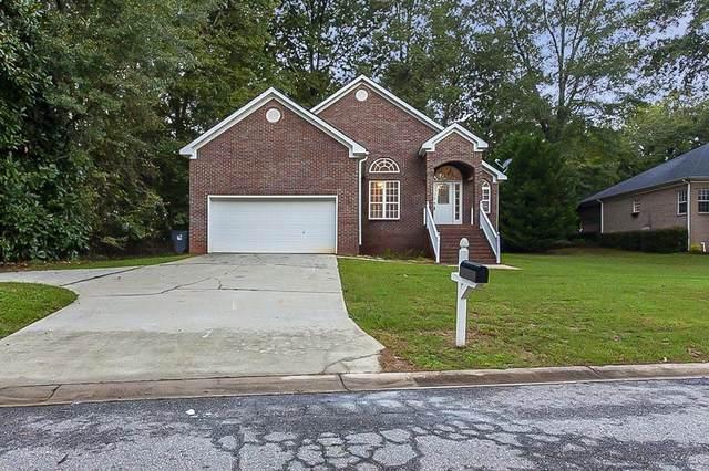 180 Crestview, Jefferson, GA 30549 (MLS #9063747) :: Athens Georgia Homes