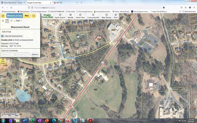 0 Ga Highway 5 & Berea Road V/1.848 Ac, Douglasville, GA 30135 (MLS #9063784) :: HergGroup Atlanta
