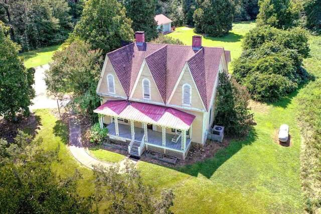 1045 Crawford W Long Street, Danielsville, GA 30633 (MLS #9063877) :: Athens Georgia Homes