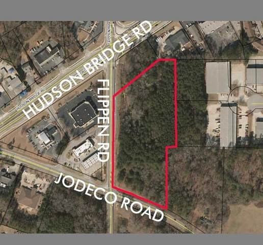 0 Flippen And Jodeco Roads, Stockbridge, GA 30281 (MLS #9063909) :: Statesboro Real Estate