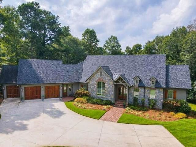 1685 Blue Ridge Drive, Gainesville, GA 30501 (MLS #9063941) :: Statesboro Real Estate