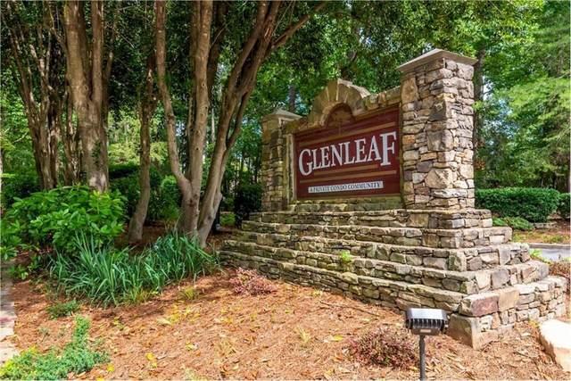 414 Glenleaf Drive, Peachtree Corners, GA 30092 (MLS #9063966) :: Statesboro Real Estate