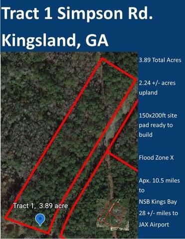 0 Simpson Road Tract 1, Kingsland, GA 31548 (MLS #9063974) :: Military Realty
