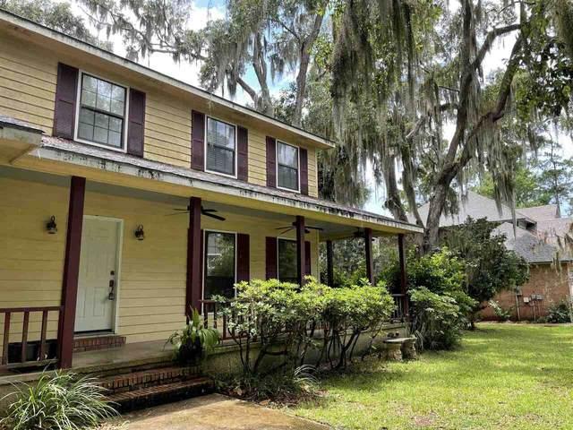 805 Cherokee Avenue, St Marys, GA 31558 (MLS #9064010) :: Regent Realty Company