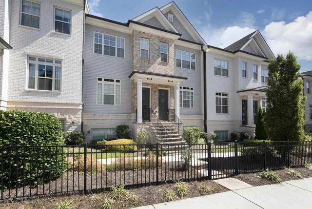 4753 Roswell Road, Sandy Springs, GA 30342 (MLS #9064011) :: Buffington Real Estate Group