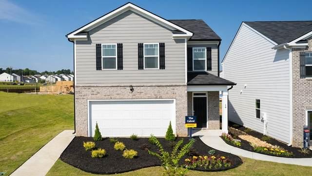 0 Lauritsen Way Lot 16, Newnan, GA 30265 (MLS #9064054) :: EXIT Realty Lake Country