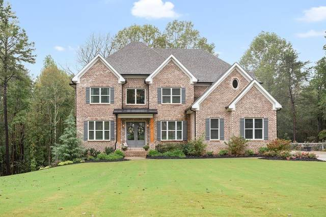 467 Antrim Glen Drive, Hoschton, GA 30548 (MLS #9064069) :: Buffington Real Estate Group