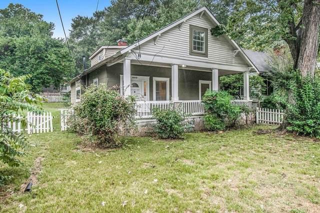 865 Moreland Avenue SE, Atlanta, GA 30316 (MLS #9064084) :: Statesboro Real Estate