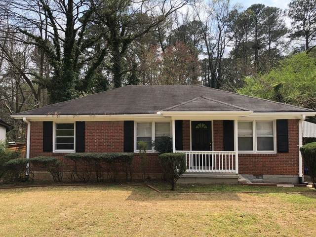 2744 Glenvalley Drive, Decatur, GA 30032 (MLS #9064095) :: Cindy's Realty Group