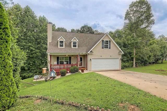 620 Birch Lane, Clarkesville, GA 30523 (MLS #9064182) :: Cindy's Realty Group